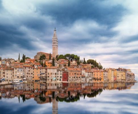 En Croatie, la Toscane