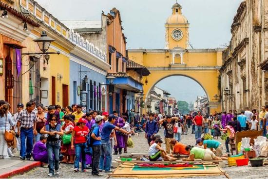 Voyage au Guatemala sur mesure