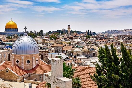 Voyage en Palestine sur mesure