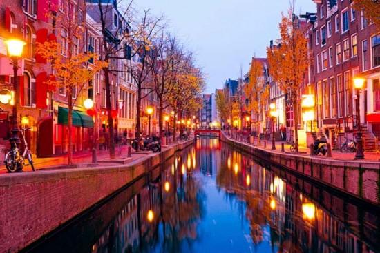 Voyage aux Pays-Bas sur mesure