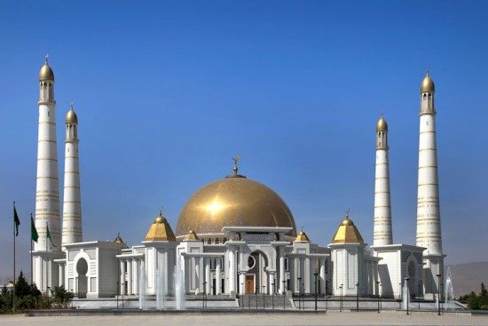 Voyage au Turkménistan sur mesure