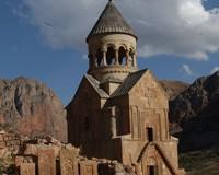 Jour 7 : Goris - Noravank - Khor Virap - Erevan
