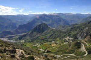 Sensations fortes au Pérou