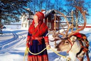 Noël multi-activités à l'hôtel Santa's Tunturi à Saariselkä