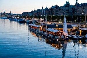 Autotour en Suède, entre ciel et mer
