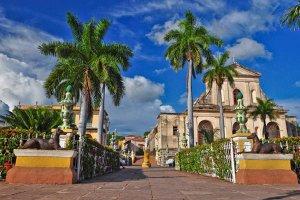 Première découverte de Cuba