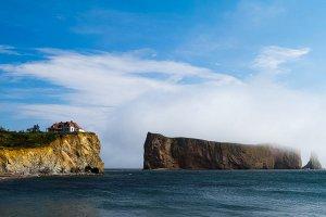 Canada : Gaspésie et Côte Nord
