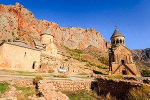 Combiné Arménie & Géorgie