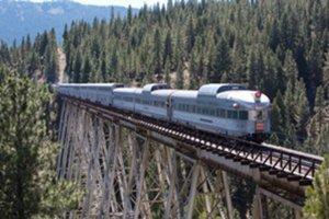 De l'Est vers l'Ouest en trains de légende aux Etats-Unis