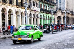 Dos Clasicos en Cuba