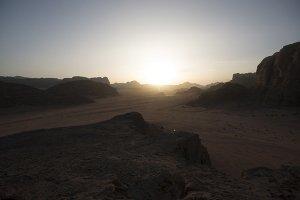La Jordanie : Raid VTT découverte