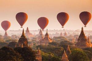 Les Inthas, voyage en famille en Birmanie