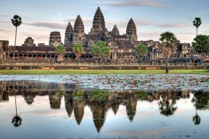 Tour complet du Vietnam et les temples d'Angkor